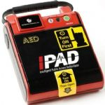 iPAD Saver NF1201 Fully Automatic Defibrillator - AED